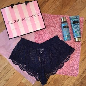 NWT Victoria's Secret blue bundle 💙